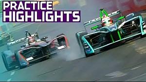 Practice Highlights: 2018 Antofagasta Minerals Santiago E-Prix - Formula E