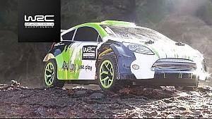 ¡El coche de rally mundial RC oficial 2018!