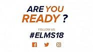 Présentation du plateau ELMS 2018