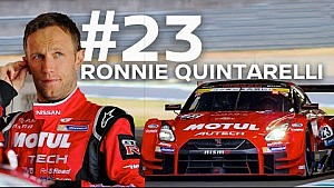 The #23 and me: Ronnie Quintarelli meets Nismo TV