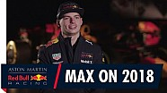 Max Verstappen im Interview
