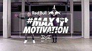 Max motivation: condition/jumping jacks - Max Verstappen and JayJay Boske