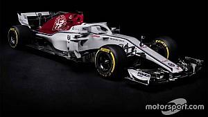 Presentación F1 2018 Sauber LAT
