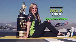 Walk 1000 Feet with Brittany Force