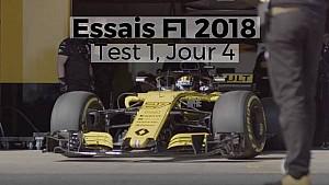 Lewis Hamilton termine la semaine d'essais en tête!