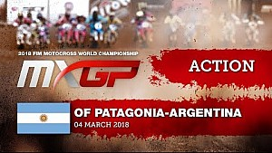 Duelo Desalle vs, Febvre - MXGP de Patagonia 2018