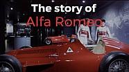 赛车故事:阿尔法·罗密欧的故事
