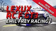 New manufacturer alert! Lexus RC F GT3 - 2018