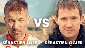 Loeb versus Ogier in Mexico