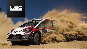 Le clip du samedi au Rallye du Mexique