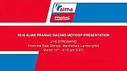 Live: 2018 PramacRacing MotoGP presentation