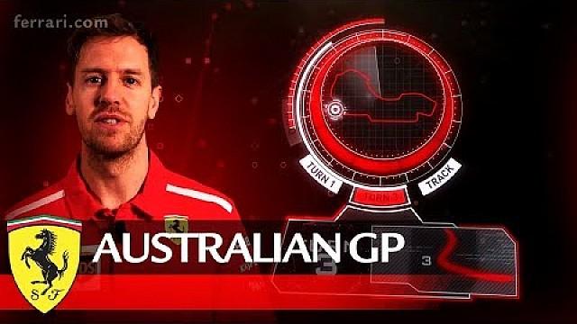 Australian Grand Prix preview - Scuderia Ferrari 2018