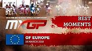 Los mejores momentos del MXGP de Europa en Valkenswaard 2018