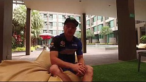 Alex Lowes looks ahead to round 2 in Thailand