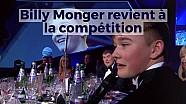 Billy Monger revient à la compétition