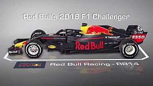 Red Bull's 2018 F1 Challenger