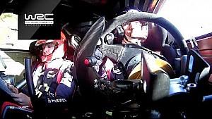 Córcega Linea Tour de Corse 2018: clip de shakedown