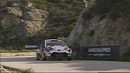 WRC Tour de Corse - Day 2 Highlights