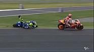 Insiden Marquez vs Rossi | MotoGP Argentina
