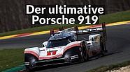 Der Porsche 919 Hybrid Evo