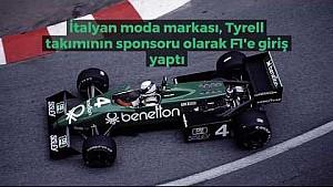 Benetton'un F1'deki hikayesi