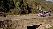 Tour de Corse lo mejor de: heli y drone
