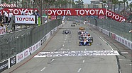 IndyCar Highlights - Toyota Grand Prix of Long Beach