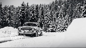 Ice cool – hitting the snow at the 2018 winter trial rally