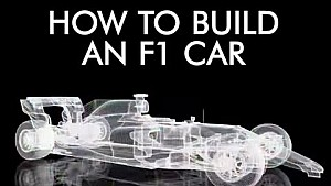 Building a Formula 1 car with James Key