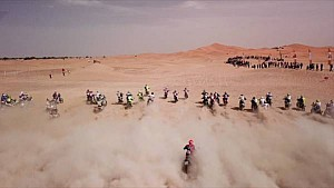 Race & Results - Stage 5 - Afriquia Merzouga Rally 2018