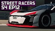 Daniel Abt drives Audi e-tron Vision Gran Turismo! | Street racers S4 episode 12