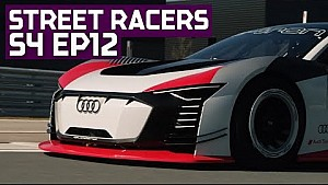 ¡Daniel Abt maneja el Audi e-tron Vision Gran Turismo!