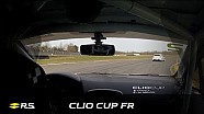 2018 Clio Cup France - Nogaro - race 1 - onboards