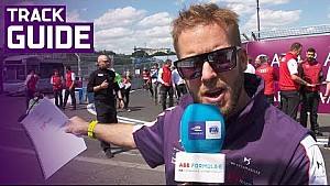Paris track guide - 2018 Qatar airways Paris E-Prix