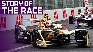 Story of the race: 2018  Paris E-Prix