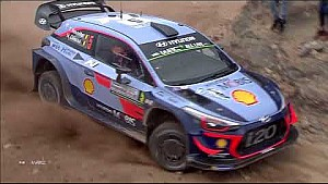 Rally Argentina recap clip Sunday part 2
