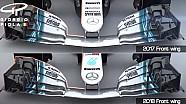 Mercedes'in süspansiyon kıyaslaması 2017/2018