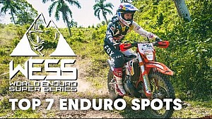 Enduro series 2018: 7 enduro spots you need to know.