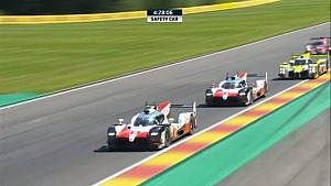 6H Spa Race - Hour 5 Highlights