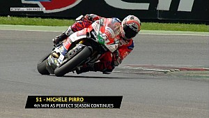CIV Italian Superbike Championship Mugello race 2 highlight