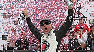 Kevin Harvick scores his fourth win of the year