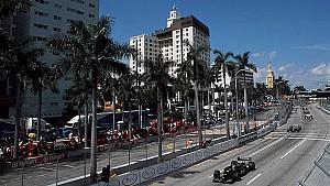 Storia del circuito di Miami