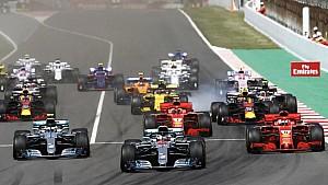 Top 10 F1: Spanje