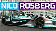 Nico Rosberg sulla Gen2 di F.E a Berlino