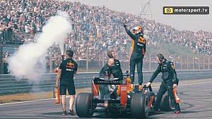 Le résumé des journées Max Verstappen à Zandvoort