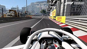 Premier aperçu du jeu vidéo F1 2018
