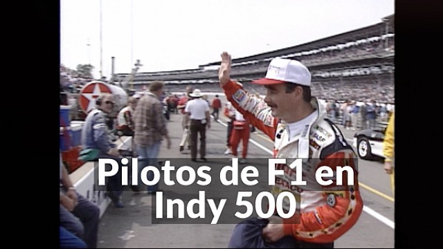 IndyCar Racing Stories: pilotos de F1 en Indy 500 LAT