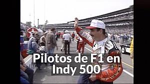 Racing Stories: pilotos de F1 en Indy 500 LAT