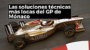 La innovaciones técnicas más locas del GP de Mónaco ESP