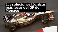 La innovaciones técnicas más locas del GP de Mónaco ESP